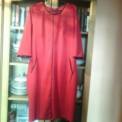 Dress, 48, ideal for the shape, inexpensive