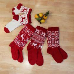 Yılbaşı çorapları