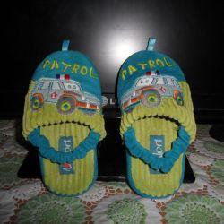 Beautiful homemade. slippers. p.25