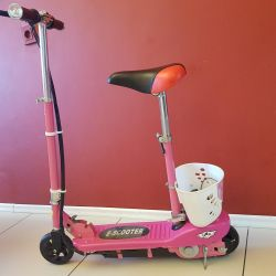 Electric Scooter 5-12 ani