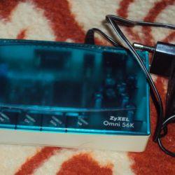 ZyXEL 56K Communicator