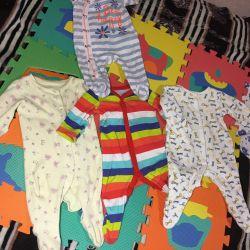 Aluneca pe copil 2-4 luni
