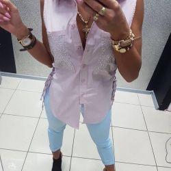 Μπλούζα πουκάμισα