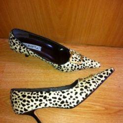 Туфли из пони Новые
