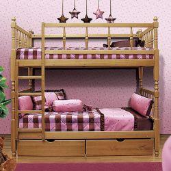 Κρεβάτι 2 επιπέδων με πλάτες
