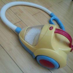 Vacuum cleaner toy