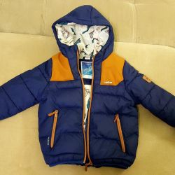 Children's jacket for 4-5 years