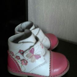 Μπότες για κορίτσια άνοιξη-φθινόπωρο