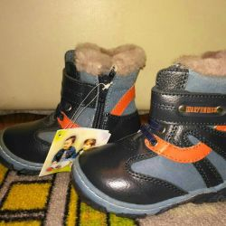 Boots winter new 21 size