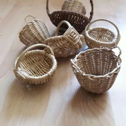 Basket - mini for needlework