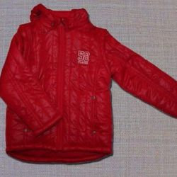 Chicco New Jacket for 5 years