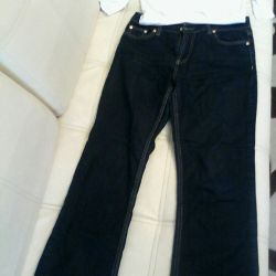 Gucci jeans straight 46-48