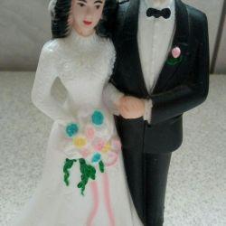 Фигурка на торт.