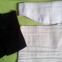 Bandajlar, çoraplar (büyük beden)