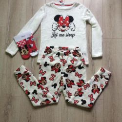 Minnie Mouse ile Pijama