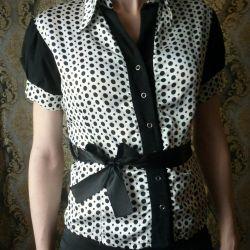 Блуза (шовк)