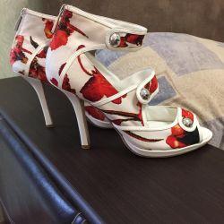 Sandalet (ayakkabı, yazlık botlar) Karen Millen