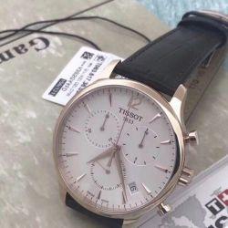 Часы Tissot Classic Chrono Gold