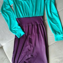 NEW evening dress, handmade