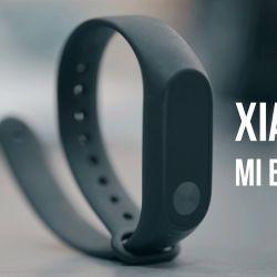 Bracelet XIAOMI MI band 2