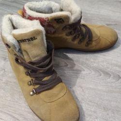 Boots patrol