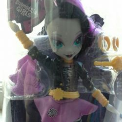 New doll my Little Pony. Zecora with acss.