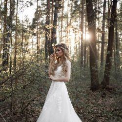 Amy wedding dress