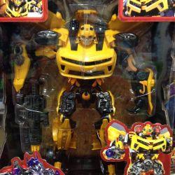Big Bumblebee Robot