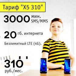 Beeline için x5 oranı