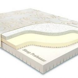 Mattress Ascona Sleep Professor Touch Soft