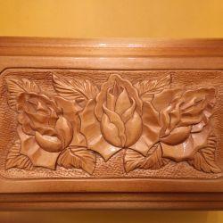 Casket 'Roses'