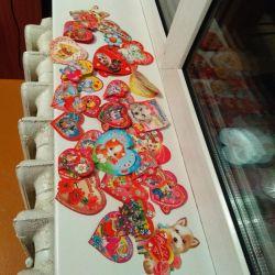 25 valentines