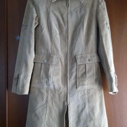 Coats iyi durumda kullanılır.