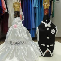 Wedding Champagne Clothing
