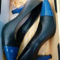 Туфлі Італія.Кожа.