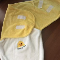 Diaper on Velcro