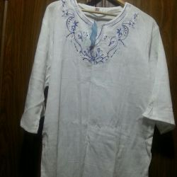 Women's blouse (tunic)