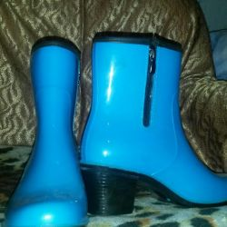 Warm Rubber Boots