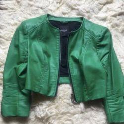 Jachetă verde