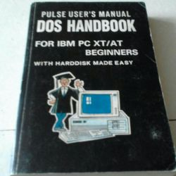 Book for computer