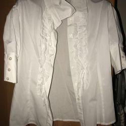 Блуза женская размер м