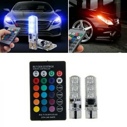 Автомобільні світлодіодні лампи для фар 4шт