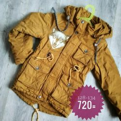 Parc și jachetă pentru creștere 122-134