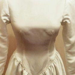 Счастливое свадебное платье Англия
