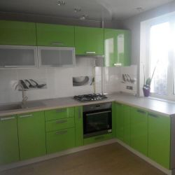 Kitchen with Salad Facade