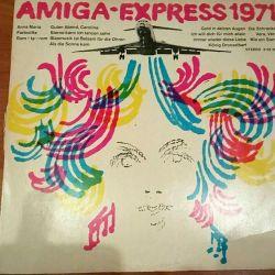 Record vinyl Amiga-Express.1971g.
