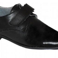 Yeni ayakkabılar Bambini Velcro 37.39