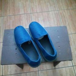 Τα παπούτσια είναι νέα