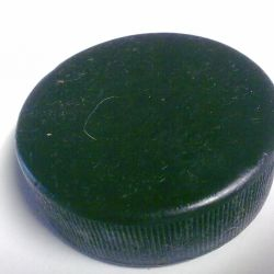 Hockey puck small. THE USSR.