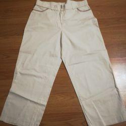 Καλοκαιρινά παντελόνια β. θηλυκό μέγεθος 42
